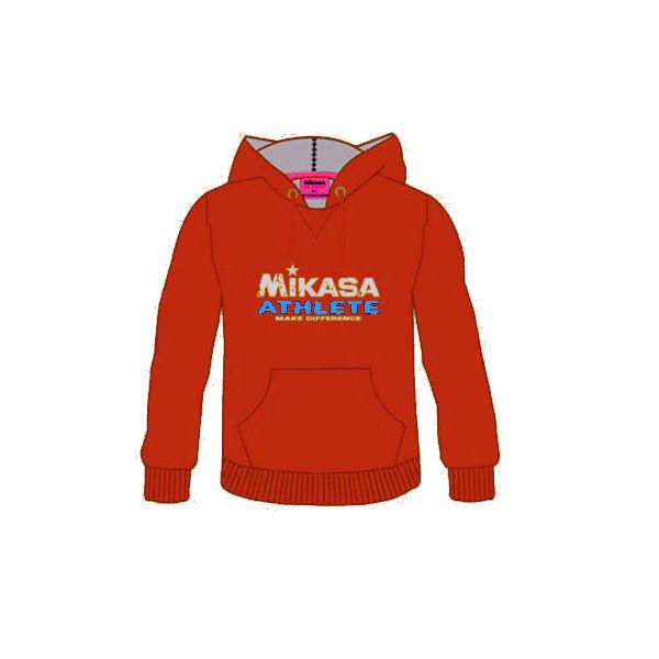 MIKASA MT532 0193 BAKIN Толстовка с капюшоном Mikasa