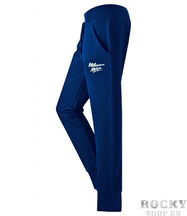 MIKASA MT630 0202 NAHO Брюки W MikasaСпортивные штаны и шорты<br>Брюки MIKASA MT630 0202 NAHO W•Женские спортивные брюки для тренировок и активного отдыха изготовлены из натурального хлопка с добавлением полиэстера.•Мягкий дышащий материал с влагоотводящими свойствами после стирки сохраняет свой первоначальный вид.•Пояс и низ брюк из трикотажной резинки для комфорта и надежной фиксации.•Два удобных боковых кармана.<br>