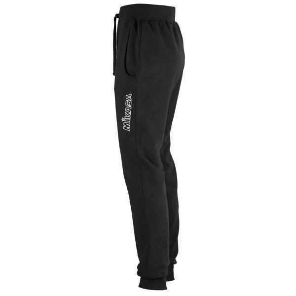 MIKASA MT528 0049 TOMO Брюки MikasaСпортивные штаны и шорты<br>Брюки MIKASA MT528 0049 TOMO• Мужские тренировочные брюки изготовлены из натурального хлопка с добавлением полиэстера. •Мягкий дышащий материал обладает влагоотводящими свойствами. •Манжеты и пояс из трикотажной резинки для надежной фиксации. •Пояс на шнуровке для оптимальной посадки.<br><br>Размер INT: M