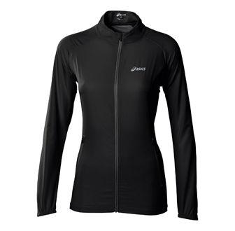 Asics 110426 0904 w's woven jacket ветровка (арт. 12452)  - купить со скидкой