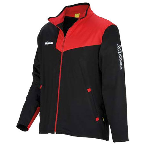 MIKASA MT700 0097 INAGI Куртка  MikasaТолстовки / Олимпийки<br>Куртка MIKASA MT700 0097 INAGI •Легкая мужская спортивная куртка на молнии изготовлена на 100% из полиэстера. •Быстросохнущая и хорошо проветриваемая ткань обладает ветро- и влагозащитными свойствами.•Воротник-стойка защитит от ветра во время занятия спортом на свежем воздухе. •Два удобных боковых кармана.<br>