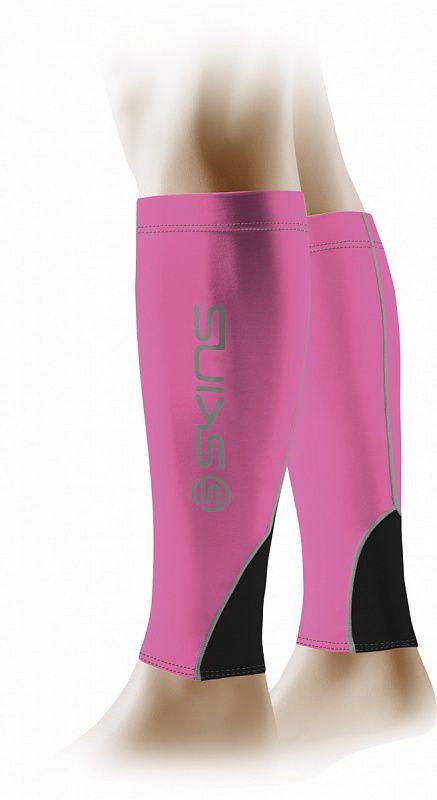 Купить Компрессионные гетры Skins bioacc essentials calftights (розовый/черный) (арт. 12467)