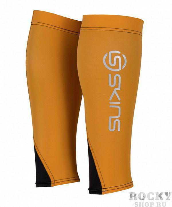 Купить Компрессионные гетры Skins bioacc essentials calftights (оранжевый/черный) (арт. 12468)