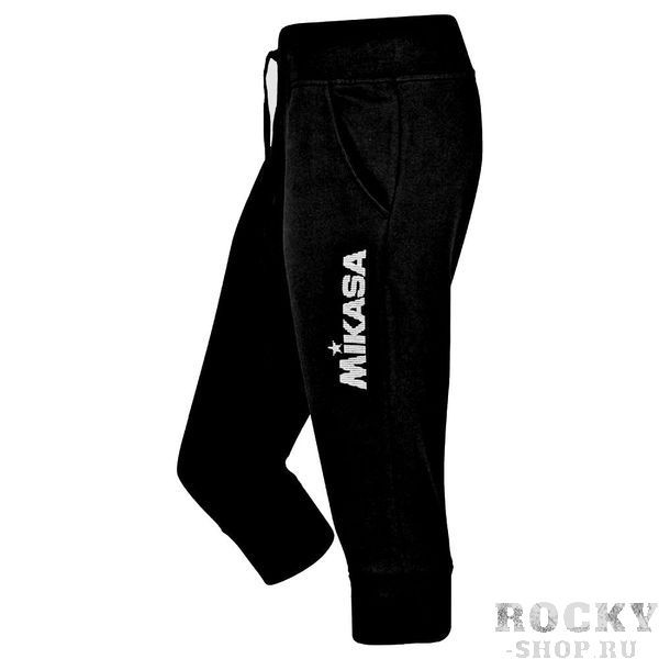 MIKASA MT615 0049 SHIGE Бриджи утепленные MikasaСпортивные штаны и шорты<br>Утепленные бриджи MIKASA MT615 0049 SHIGE •Спортивные бриджи, утепленные флисом, подходят для тренировок и повседневного ношения в прохладное время года.•Мягкий, приятный на ощупь материал обладает вентиляционными и влаговыводящими свойствами.•Эластичная трикотажная резинка на поясе и манжетах штанин для надежной фиксации и комфортной посадки.•Два удобных боковых кармана.<br>