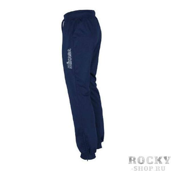 MIKASA MT701 0036 OTO Брюки  MikasaСпортивные штаны и шорты<br>Спортивные брюки MIKASA MT701 0036 OTO •Мужские спортивные брюки из полиэстера подойдут как для занятия спортом, так и для активного отдыха. •Мягкий дышащий материал обладает отличной влаговыводимостью. •Эластичный пояс со шнурком для надежной фиксации брюк. •Боковые молнии внизу брючин для регулирования их ширины. •Два удобных боковых кармана.<br><br>Размер INT: 2XL