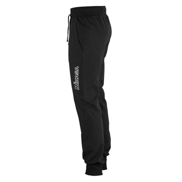 Mikasa mt701 0049 oto брюки MikasaСпортивные штаны и шорты<br>Брюки MIKASA MT701 0049 OTO •Мужские спортивные брюки из полиэстера подойдут как для занятия спортом, так и для активного отдыха. •Мягкий дышащий материал обладает отличной влаговыводимостью. •Эластичный пояс со шнурком для надежной фиксации брюк. •Боковые молнии внизу брючин для регулирования их ширины. •Два удобных боковых кармана.<br><br>Размер INT: M
