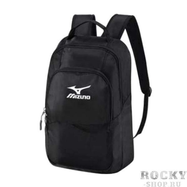 MIZUNO K3EY6A06 90 TEAM BACK PACK Рюкзак MizunoСпортивные сумки и рюкзаки<br>Рюкзак MIZUNO K3EY6A06 90 TEAM BACK PACK•Рюкзак выполнен из высококачественного материала, который имеет высокие потребительские характеристики.•Материал водонепроницаем, но при этом отлично пропускает воздух.•Рюкзак имеет большое отделение, доступ к которому происходит при помощи длинной застежки молнии.•Для хранения мелких вещей на лицевой стороне предусмотрен кармашек на молнии.•Модель оснащена двумя анатомическими лямками, которые можно регулировать по длине.•Размер (Д х Ш х В): 31 х 14 х 42 см.<br>