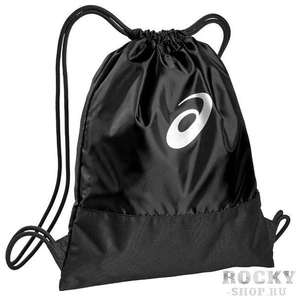 ASICS 133224 0904 TR CORE GYM SACK Сумка AsicsСпортивные сумки и рюкзаки<br>Сумка-мешок ASICS 133224 0904 TR CORE GYM SACK•Сумка-мешок для спортивной обуви, сменной одежды или полотенца выполнена на 100% из полиэстера. •Технологичный прочный материал обладает отличными влагоотводящими свойствами. •Светоотражающие элементы для повышения уровня безопасности передвижения в темное время суток. •Размеры (Ш х В): 36 х 46 см.<br>