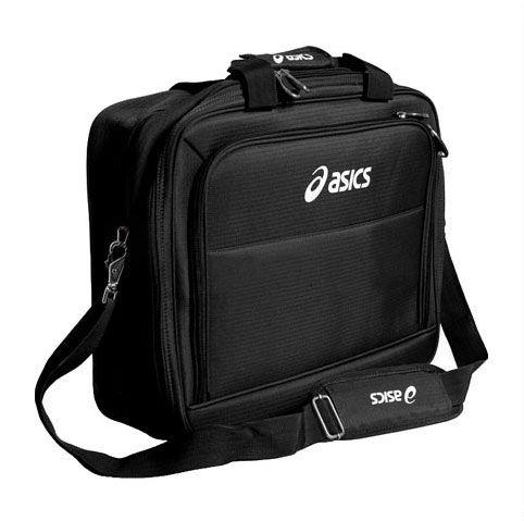ASICS T515Z0 0090 PERSONAL BAG Сумка AsicsСпортивные сумки и рюкзаки<br>Сумка ASICS T515Z0 0090 PERSONAL BAG. Габариты:40x15x32,5Цвет: Черный<br>