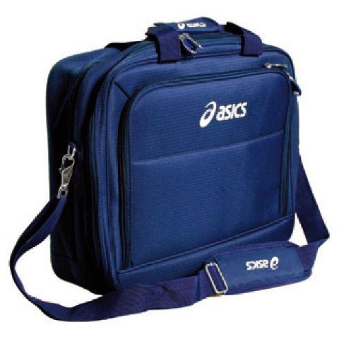 ASICS T515Z0 0050 PERSONAL BAG Сумка AsicsСпортивные сумки и рюкзаки<br>Сумка ASICS T515Z0 0050 PERSONAL BAG.Габариты:40 x 15 x 32,5 смЦвет: Темно-синий<br>