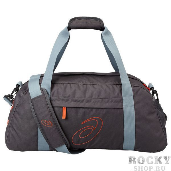 ASICS 127692 0871 TRAINING ESSENTIALS GYMBAG Сумка для тренировок AsicsСпортивные сумки и рюкзаки<br>Вместительная сумка с удобными ручками и плечевым ремнем. Спереди карман на молнии, сетчатый карман сбоку. Основное отделение на молнии. Внутренний сетчатый карман. Отделение для влажных/сухих вещей. Регулируемый плечевой ремень и мягкие ручки. Ручки можно скрепить накладкой на липучке. Принт Asics. Состав: 100% полиэстер.<br>