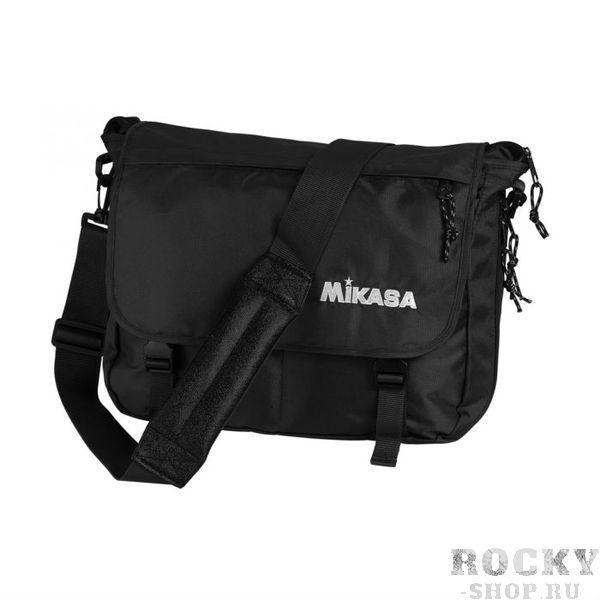 MIKASA MT69 0049 Сумка MikasaСпортивные сумки и рюкзаки<br>Сумка MIKASA MT69 0049•Удобная сумка из полиэстера через плечо.•Подходит для переноски аксессуаров.•Ткань обеспечивает отличную вентиляцию и отвод влаги.•Размеры (Д х Ш х В): 38 х 12 х 30 см.<br>