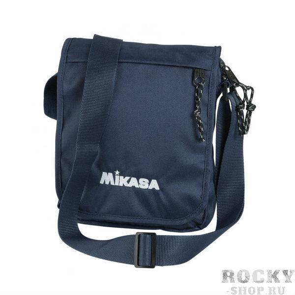 MIKASA MT68 0036 Сумка MikasaСпортивные сумки и рюкзаки<br>Сумка MIKASA MT68 0036•Легкая удобная сумка через плечо из полиэстера.•Сумка отлично подходит для переноски аксессуаров.•Ткань обеспечивает хорошую вентиляцию и отвод влаги.•Размеры (Д х Ш х В): 20 х 4,5 х 25 см.<br>
