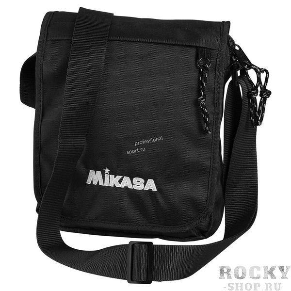 MIKASA MT68 0049 Сумка MikasaСпортивные сумки и рюкзаки<br>Сумка MIKASA MT68 0049•Легкая удобная сумка через плечо из полиэстера.•Сумка отлично подходит для переноски аксессуаров.•Ткань обеспечивает хорошую вентиляцию и отвод влаги.•Размеры (Д х Ш х В): 20 х 4,5 х 25 см.<br>