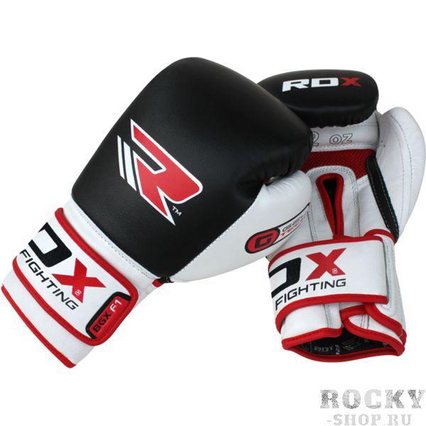 Боксерские перчатки RDX, 10 oz RDXБоксерские перчатки<br>Боксерские перчатки RDX. Перчатки для бокса RDX сделаны из высококачественной натуральной кожи с использованием наполнителя технологии  Gel Tech. Многослойная пена и гелевая вставка снижает силу и скорость удара , ускорение и вибрации пуансона. Формованный пенополиуретан гель концентрирует основной вес перчаток в наиболее активной области нанесения ударов, а не в запястье или большом пальце.  Компания RDX регулярно поставляет данную модель в топовые британские боксерские залы. Качество этого продукта предопределило выбор многих  профессионалов. В общем вместо тысячи слов наша Компания предлагает Вам уникальную возможность попробовать этот продукт лично.<br>
