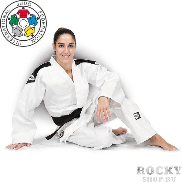 Детская экипировка для дзюдо Детское кимоно для дзюдо PROFESSIONAL (модель 2015), Белый Green HillДля дзюдо<br>Материал: ХлопокВиды спорта: ДзюдоКимоно дзюдо PROFESSIONAL. Материал: 100% хлопок. Кимоно предназначено для использования в профиссиональных тренировках.Конструктивная особенность нити делает материал, из которого пошито кимоно, черезвычайно крепким, почти не поддающимся усадке после стирки (+-2%). Плотность 760г/м<br>