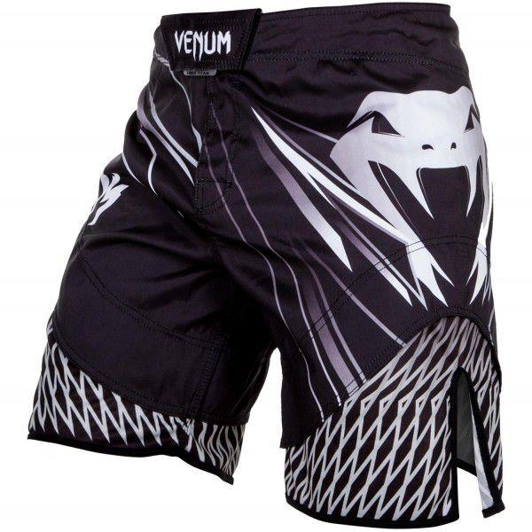 Купить Шорты ММА Venum Shockwave 4.0 Black/Grey (арт. 12685)