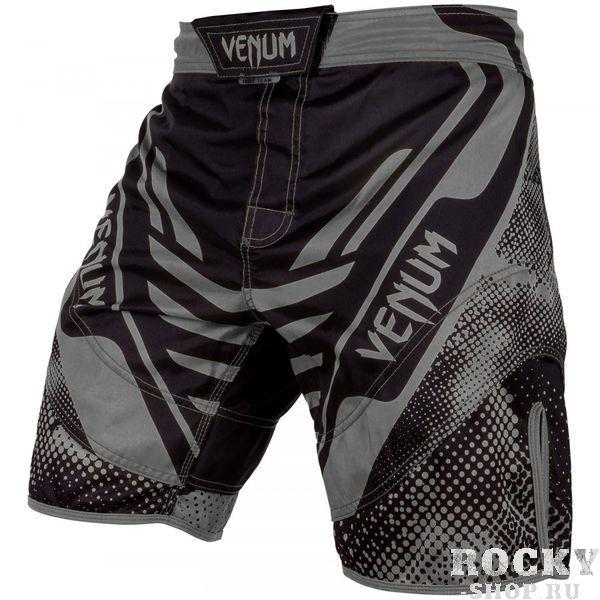 Купить Шорты ММА Venum Technical Black/Grey PSn-venshorts0252