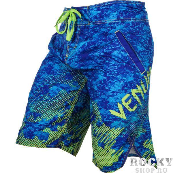 Шорты Venum Tramo VenumСпортивные штаны и шорты<br>Прогулочные шорты Venum Tramo. Легкие, но достаточно прочные шорты, которые подойдут для повседневных прогулок, для бега, купания в солёной и пресной воде. Для дополнительного удобства на шортах venum имеются небольшие боковые разрезы. Сохнут шорты venum достаточно быстро. Ткань шорт Venum не пропускает ультрафиолетовое излучение, что делает их лучшим выбором при летних прогулках. Крепятся шорты на поясе с помощью шнурка. По бокам шорт присутствуют карманы. Крепятся шорты на поясе с помощью встроенного в пояс шнурка. Рисунок полностью сублимирован в ткань. он не потрескается и не сотрется! Уход: машинная стирка в холодной воде, деликатный отжим, не отбеливать. Состав: 100% полиэстер.<br><br>Размер INT: XS