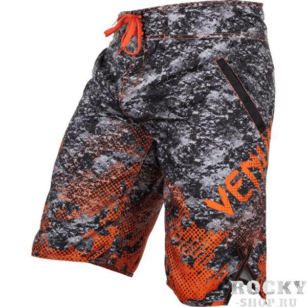 Шорты Venum Tramo VenumШорты ММА<br>Прогулочные шорты Venum Tramo. Легкие, но достаточно прочные шорты, которые подойдут для повседневных прогулок, для бега, купания в солёной и пресной воде. Для дополнительного удобства на шортах venum имеются небольшие боковые разрезы. Сохнут шорты venum достаточно быстро. Ткань шорт Venum не пропускает ультрафиолетовое излучение, что делает их лучшим выбором при летних прогулках. Крепятся шорты на поясе с помощью шнурка. По бокам шорт присутствуют карманы. Крепятся шорты на поясе с помощью встроенного в пояс шнурка. Рисунок полностью сублимирован в ткань. он не потрескается и не сотрется! Уход: машинная стирка в холодной воде, деликатный отжим, не отбеливать. Состав: 100% полиэстер.<br><br>Размер INT: XL