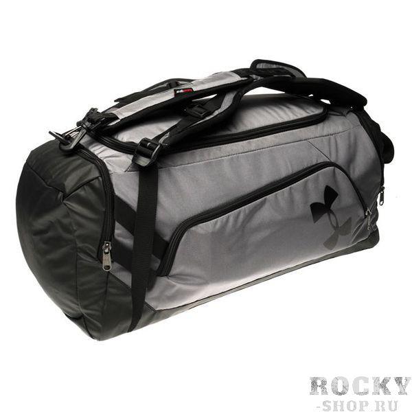 Купить Спортивная сумка - рюкзак Under Armour Undeniable Grey (арт. 12785)