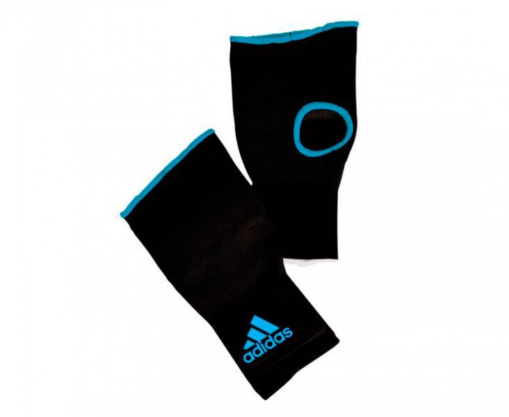 Внутренние перчатки Super Inner Gloves Gel Knuckle, черно-синие Adidas