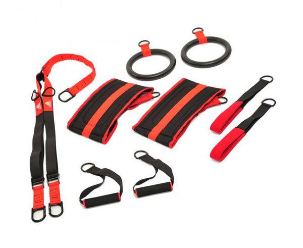 Тренажер для кроссфита 36 Zero Training черно-красный Adidas