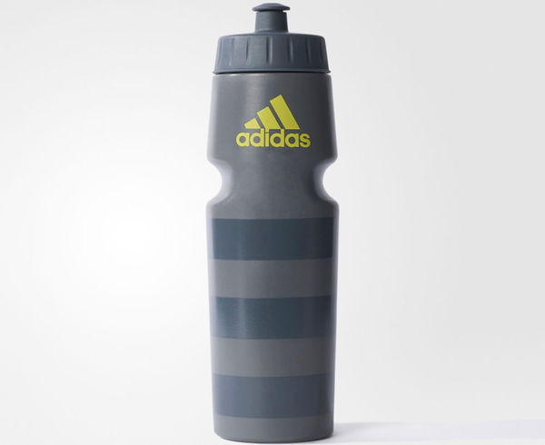 Купить Бутылка для воды 0.75 л Ace Bottle серая Adidas (арт. 12936)