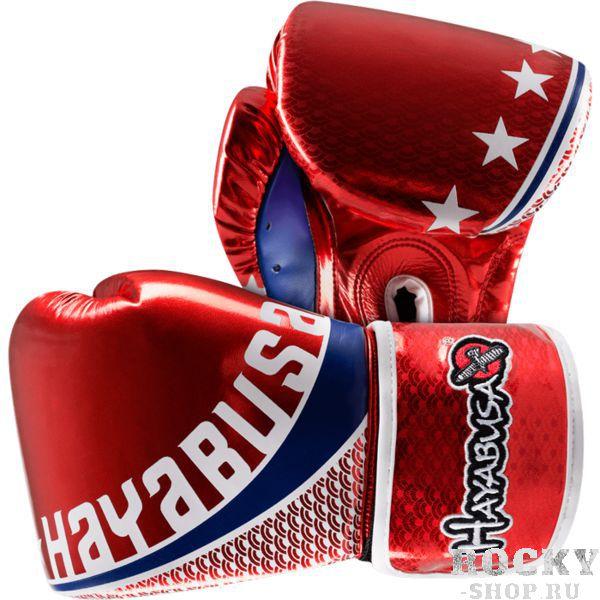 Купить Боксерские перчатки Hayabusa Pro Muay Thai 10 oz (арт. 12990)