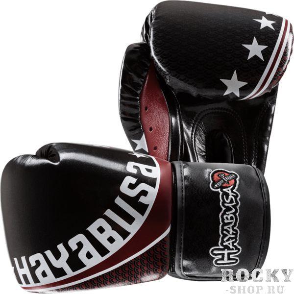 Боксерские перчатки Hayabusa Pro Muay Thai, 16 oz HayabusaБоксерские перчатки<br>Боксерские перчатки Hayabusa Pro Muay Thai. Классический перчатки, спроектированные по всем законам производства тайской экипировки. Разработаны, что бы минимизировать травматизм во время спаррингов. Внешняя часть перчаток - синтетическая кожа последнего поколения, которая в ходе проведенных испытаний показала свою крайнюю эффективность и выносливость. Запатентованная система закрытия и система фиксации руки гарантируют прекрасное выравнивание руки/запястья. Специально разработанная подкладка обеспечивает непревзойденный комфорт и качество. Боксерские перчатки Hayabusa Pro Muay Thai подходят как для спаррингов, так и для работы на снарядах.<br>