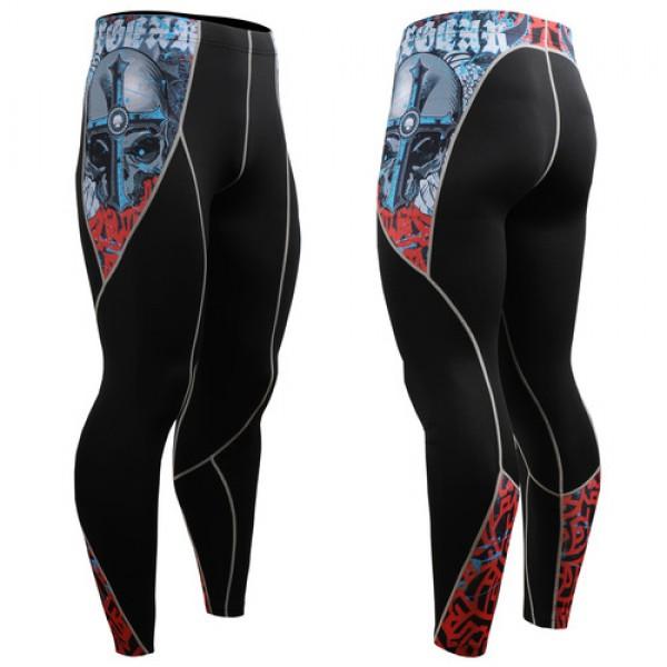 Купить Компрессионные штаны FixGear P2L-B73 (арт. 13000)