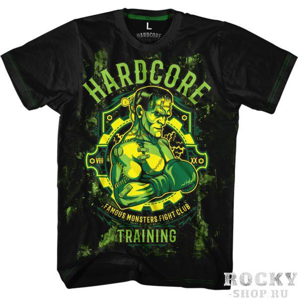 Купить Футболка Hardcore Training Famous Monster Fight Club (арт. 13023)