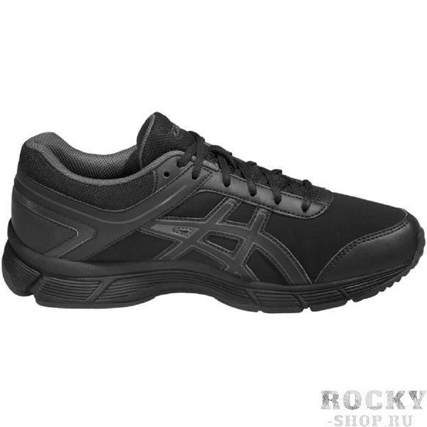 Asics q550y 9099 gel-mission обувь прогулочная AsicsКроссовки<br>Прогулочная обувь ASICS Q550Y 9099 GEL-MISSION ASICS GEL-MISSION - стильные кроссовки с лаконичным дизайном, предназначенные для повседневного ношения, подойдут для прогулок по городу или активного отдыха. Амортизационная система Asics Gel, ударопрочная колодка California и воздухопроницаемый материал придают кроссовкам GEL-MISSION максимальный комфорт. Верх кроссовок имеет вставки из искусственной кожи, которые увеличивают износостойкость обуви. Пятка изготовлена по технологии ASICS Gel, распределяющей и снижающей ударную нагрузку на стопу, колени и позвоночник спортсмена, а также улучшающей возврат энергии. Специальная система жесткости Trusstic обеспечивает стабильное положение ноги при ходьбе и беге, предотвращая при этом скручивание. Технологии, использованные в модели ASICS GEL-MISSION:•ASICS Гель. Специальный вид силикона в пятке снижает нагрузку на пятку, колени и позвоночник спортсмена, улучшает возврат энергии. •Trusstic System. Система Трасстик-жесткость. Литой пластиковый элемент, расположенный под центральной частью подошвы, предотвращает скручивание стопы, обеспечивает стабильность и легкость. •АHAR. Резина повышенной износостойкости продлевает срок службы обуви. •AHAR+. Наиболее тонкая облегченная модификация АХАР, расположенная в участках подошвы, подверженных повышенному износу, обеспечивает продление срока службы обуви. •Californian Slip Lasting. Ударопрочная колодка «Калифорния» обеспечивает стабильность и комфорт. Верх прострочен и соединён со средней подошвой.<br><br>Размер USA: 6,5