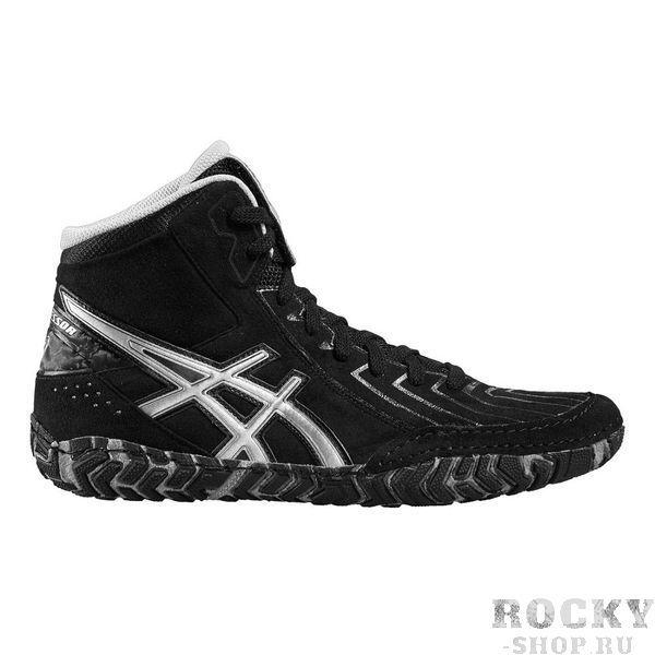 Asics j601y 9093 aggressor 3 обувь для борьбы (арт. 13143)  - купить со скидкой