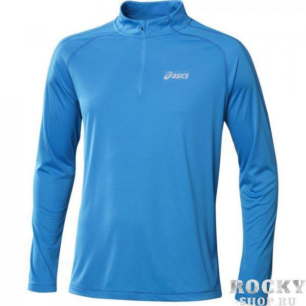 ASICS 110410 0823 LS 1/2 ZIP TOP Беговая рубашка AsicsФутболки / Майки / Поло<br>Мужская беговая рубашка ASICS 110410 0823 LS 1/2 ZIP TOP •Воздухопроницаемая рубашка с длинным рукавом для комфортного бега;•Технология Motion Dry (материал в мелкую сетку) позволяет удалять лишнюю влагу с кожи, обеспечивая сухость тела во время занятия спортом;•Молния 1/2 с фиксатором для защиты подбородка;•Плоские швы сводят к минимуму риск натирания кожи;•Превосходная терморегуляция без стеснения движений во время бега;•Светоотражающие элементы для повышения уровня безопасности передвижения в темное время суток;<br>