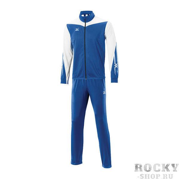 Mizuno k2eg4a12c 23 knitted tracksuit 201 tall костюм спортивный MizunoСпортивные костюмы<br>Спортивный костюм MIZUNO K2EG4A12C 23 KNITTED TRACKSUIT 201 TALL•Практичный мужской спортивный костюм от Mizuno выполнен из 100% полиэстера. •Куртка застегивается на молнию, имеет воротник-стойку и манжеты на широкой резинке, препятствующие задуванию ветра. •Высококачественная ткань с дышащей подкладкой сохраняет тепло и отводит лишнюю влагу. •Стильная куртка имеет контрастные панели по бокам и кант на рукавах. •Брюки свободного покроя с боковыми карманами не сковывают движений. •Данная модель спортивного костюма предназначена для высоких людей.<br><br>Размер INT: 4XL