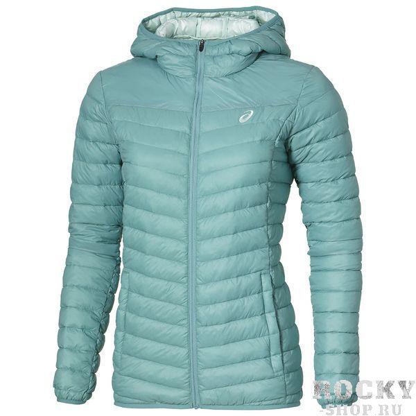 ASICS 134779 8148 PADDED JACKET Куртка AsicsКуртки / ветровки<br>Куртка ASICS 134779 8148 PADDED JACKET•Стильная стеганая женская куртка на искусственном утеплителе с капюшоном подойдет для прохладной погоды на весенне-осенний сезон.•Благодаря свойствам материалов куртка обеспечивает защиту от холода и ветра.•Низ рукавов, низ куртки и край капюшона обработаны эластичным материалом.•Куртка имеет удобные боковые карманы на молнии для хранения мелких предметов.<br>