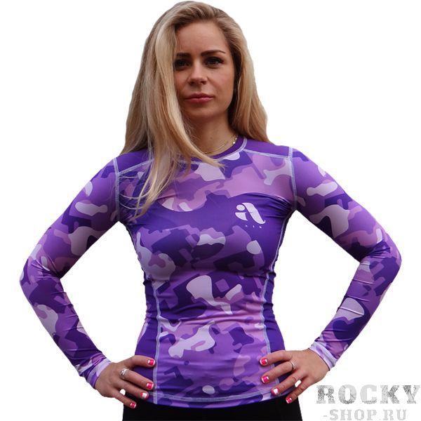 Купить Женский рашгард Aim Military Uniqueness Skin Purple (арт. 13221)