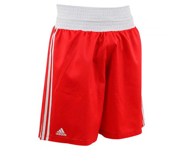 Купить Шорты боксерские Micro Diamond Boxing Short Adidas красные (арт. 13419)