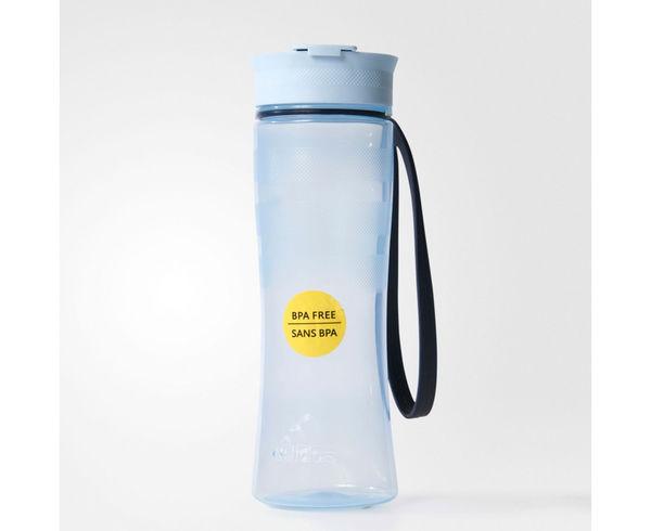 Купить Бутылка для воды 0.7 л Poly Bottle голубая Adidas (арт. 13434)