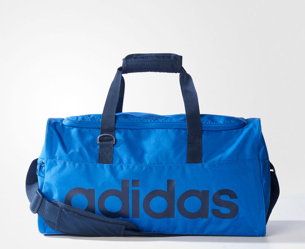 Сумка спортивная Linear Performance Teambag S синяя Adidas