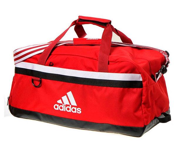 Купить Сумка спортивная Tiro 15 Teambag L красная Adidas (арт. 13438)