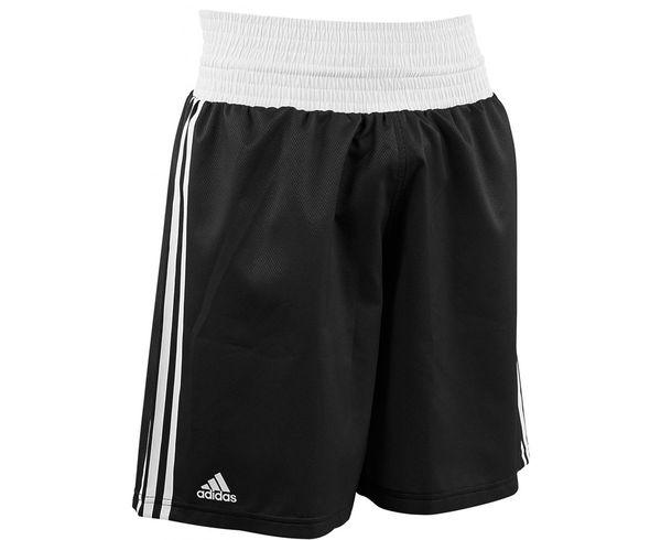 Купить Шорты боксерские Micro Diamond Boxing Short Adidas черные (арт. 13448)