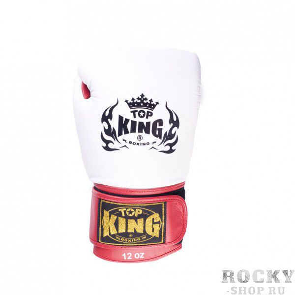 Перчатки для тайского бокса Top King Ultimate, 14 OZ Top KingЭкипировка для тайского бокса<br>Перчатки для бокса Ultimate способны с большим успехом обеспечить высокий уровень безопасности, а также максимизировать комфорт вашим рукам, не прибегая к дополнительным мерам. Качество каждого элемента экипировки соблюдено в соответствии с передовыми стандартами: для верхнего покрытия и внутреннего подклада взяты самые надежные материалы, соединенные на основании утвержденного дизайна, стремящегося к приданию уверенности владельцу на ринге. Профессиональный характер боксерских перчаток удачно гармонирует с используемым цветовым решением.<br><br>Цвет: синий (белая ладонь)