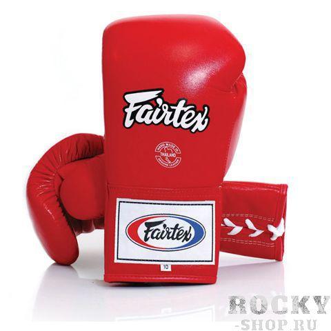 Перчатки для тайского бокса профессиональные Fairtex, 16oz FairtexЭкипировка для тайского бокса<br>Экипировка для единоборств Fairtex используется в K-1 USA, K-1 Brazil, ISKA Srike - Force и в других бойцовских соревнованиях. Большой палец зафиксирован. Рука полностью дожимается в кулак. Изготовлены из натуральной кожи в Таиланде. Боксерские перчатки Фаиртекс сшиты из кожи класса премиум. &amp;nbsp;&amp;nbsp;<br><br>Цвет: Красный