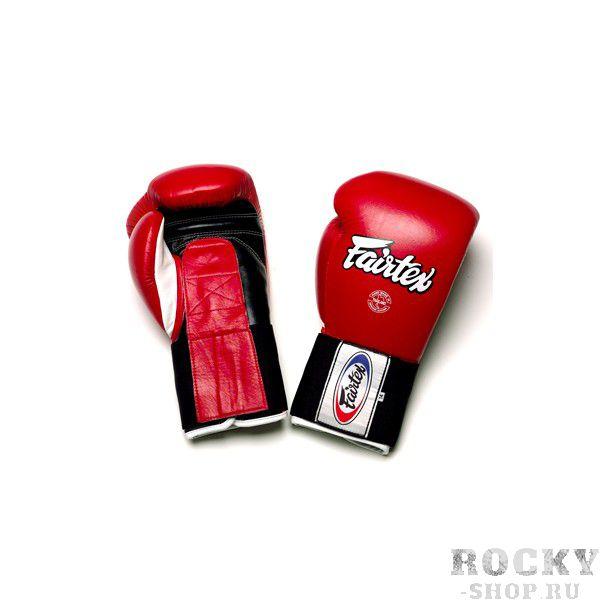 Перчатки для тайского бокса с эластичным рукавом Fairtex, 14oz FairtexЭкипировка для тайского бокса<br>Можно использовать на тренировкахпо любым видам единоборствПрекрасно подходят для тренировочных спаррингов, а также работы на мешках и на лапахХарактеристики:Качественная ручная сборка.Материал - натуральная кожа.Эластичное запястьеНаполнитель пена с хорошей амортизацией ударов<br>