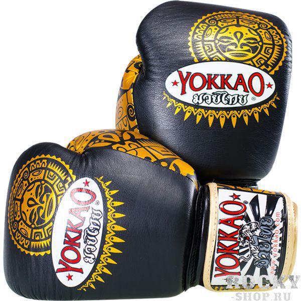 Купить Перчатки для тайского бокса Yokkao Maui 12 oz (арт. 13604)