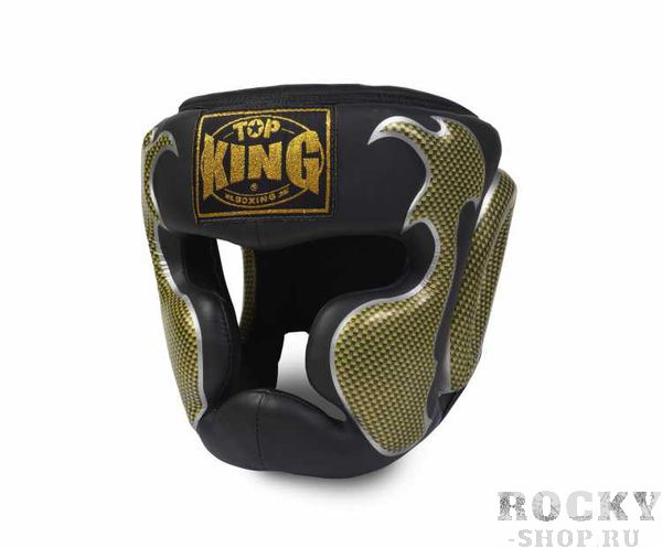 Купить Шлем для тайского бокса Empower Creativity Top King xl (арт. 13669)