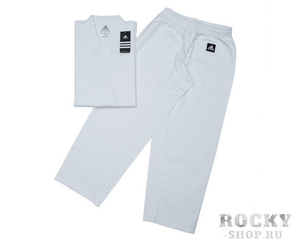 Купить Кимоно для карате Training белое Adidas 170 см (арт. 13742)