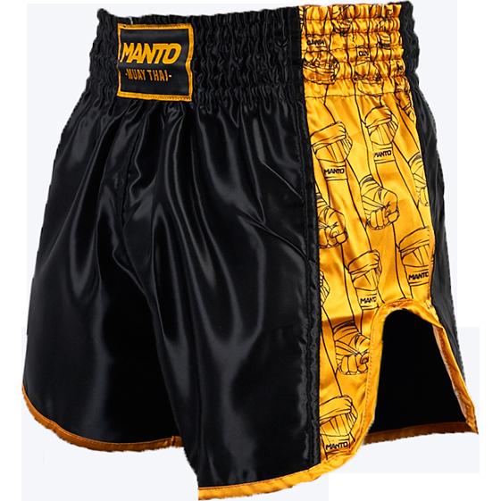 Шорты для тайского бокса Manto Fists Manto